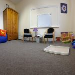 Mayo Play Therapy Room
