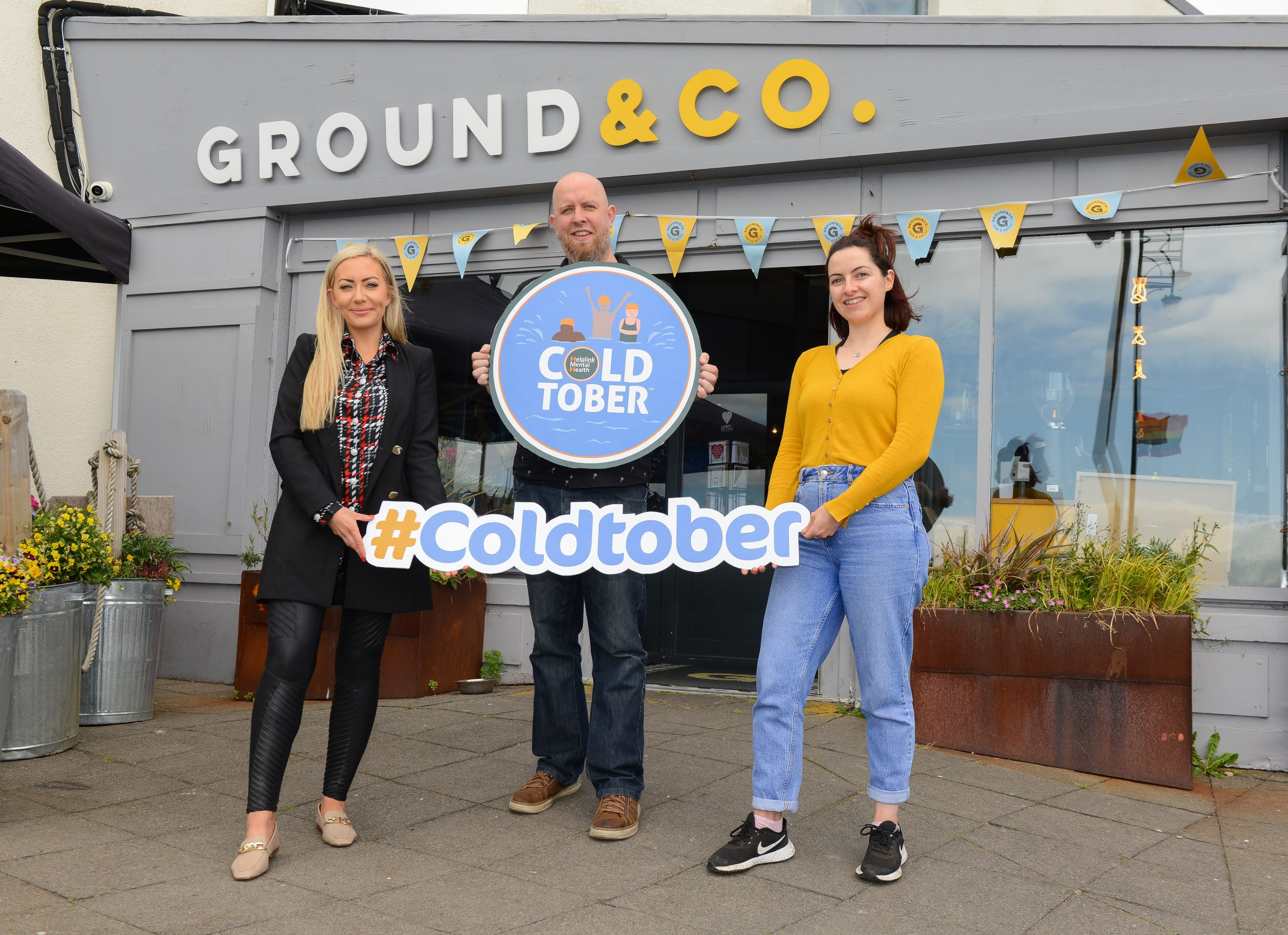 Ground & Co Cafe Galway